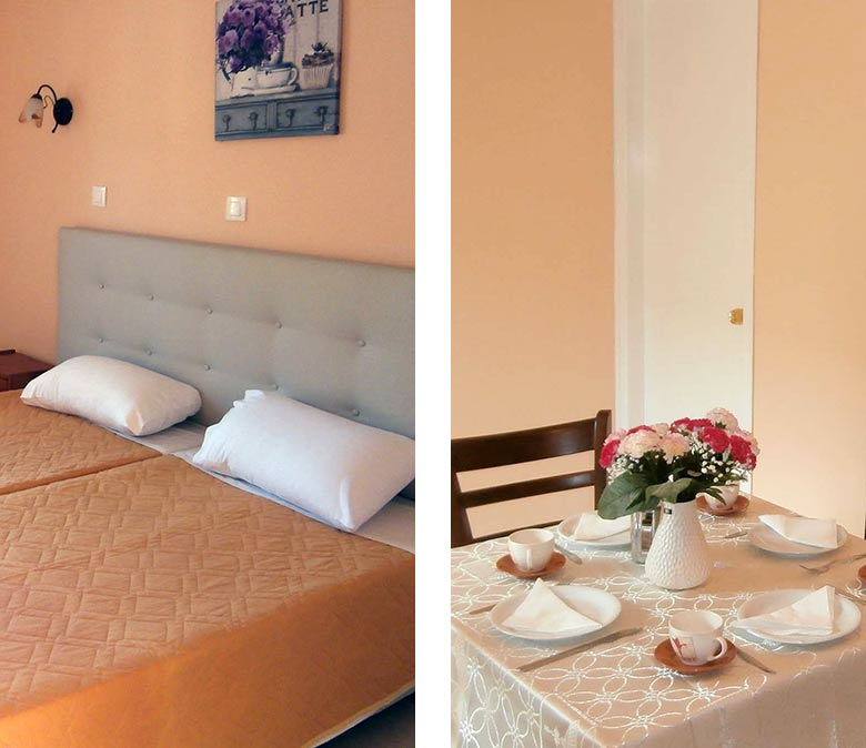 River Studios Messonghi Corfu | Studios in Corfu | Apartments in Corfu