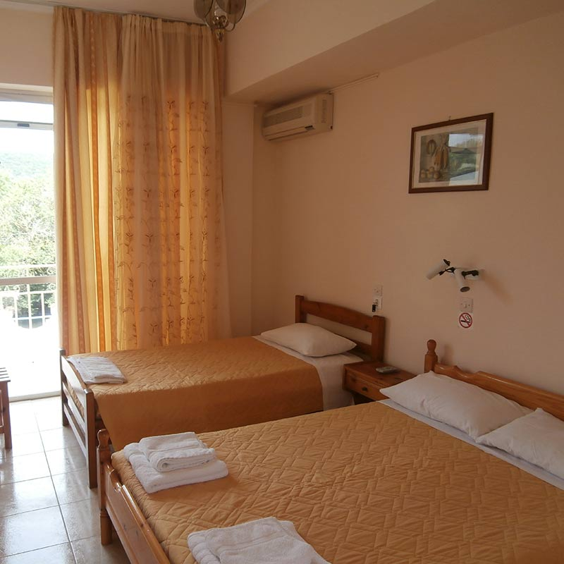 Triple Room | River Studios Messonghi Corfu