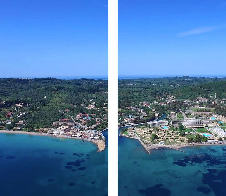 Messonghi Corfu | River Studios & Apartments